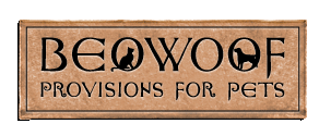 BEOWOOF Provisions for Pets